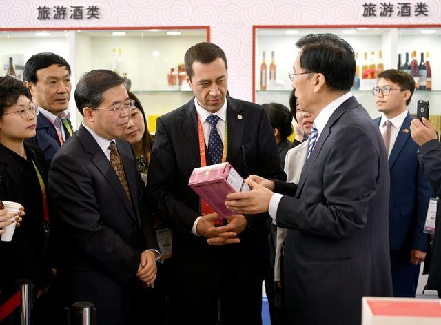 2019西安丝绸之路国际旅游展览会闭幕