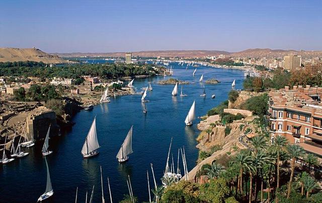 西安首条直飞埃及航线 360度无死角探古旅游新体验