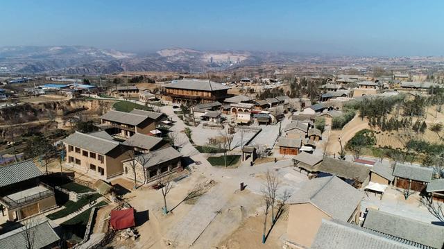 给心灵片刻自由 秦人村落穿越千年在孟姜塬等你