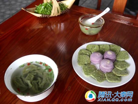 """茶与美食 勉县绿茶""""品""""出新滋味"""