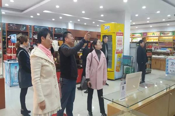 榆林三部门联合开展禁止烟草广告专项整治行动