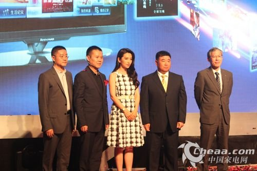 智造私享影院 联想发布A21、k82智能电视
