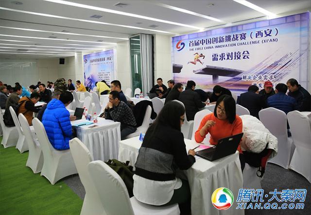 首届中国创新挑战赛在西安创新设计中心成功举行