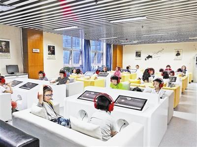 神木市图书馆24小时服务 打造全民阅读新天地