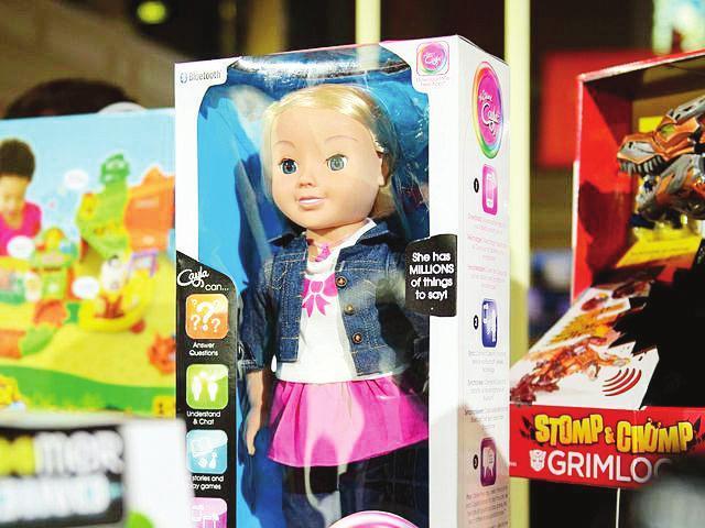 智能娃娃变间谍 德国紧急停售 要求家长销毁