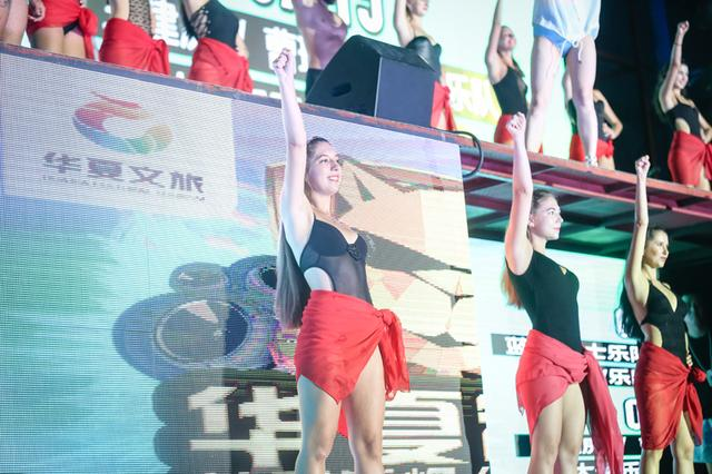 丝路电音节举办 王建房领衔本土乐队唱响西安