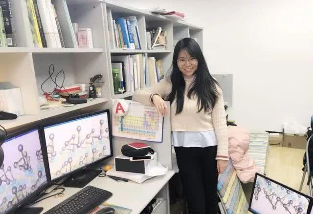 人大学霸女生获吴玉章奖学金 发13篇SCI论文