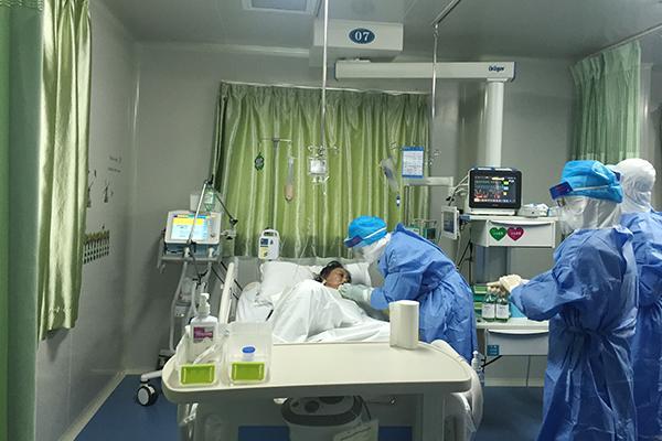陕西省第二、三例H7N9康复者出院