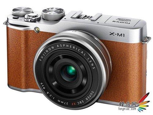 轻便复古化单电 富士正式发布X-M1新品