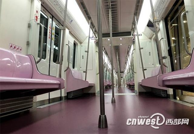 西安地铁三号线下月中旬开通 采用两套时刻表