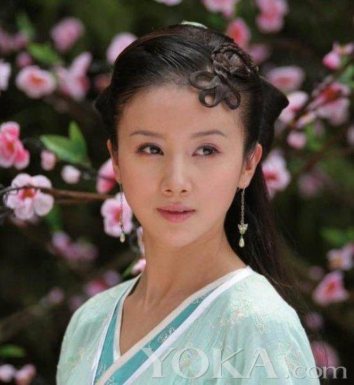 盘点20年内荧幕古装美女排行榜 腾讯大秦网