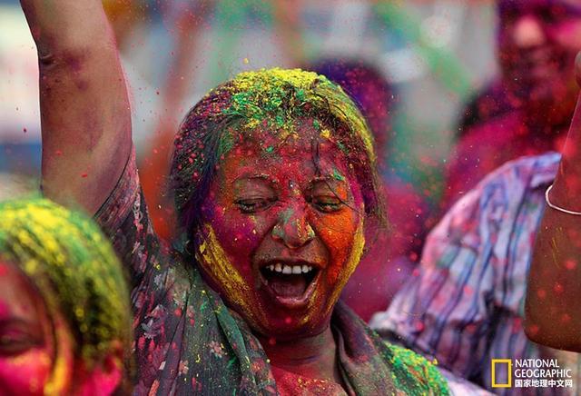 洒红节——一场属于印度人的迎春狂欢
