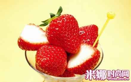 如何用草莓减肥效果