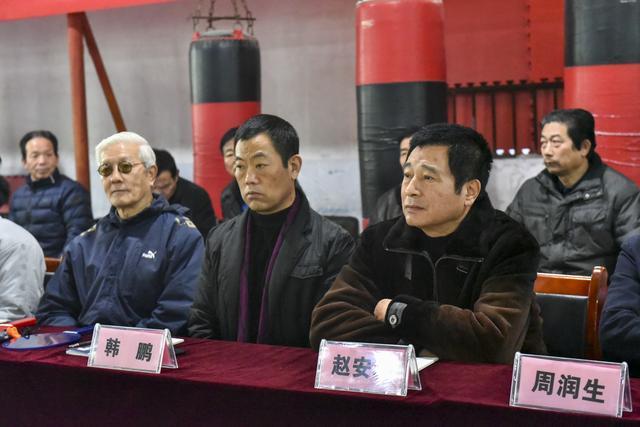 弘扬国粹 西北武术院中国式摔跤精英赛正式打响