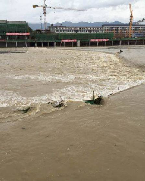 今明陕西再迎暴雨侵袭 多地进入Ⅲ级应急响应