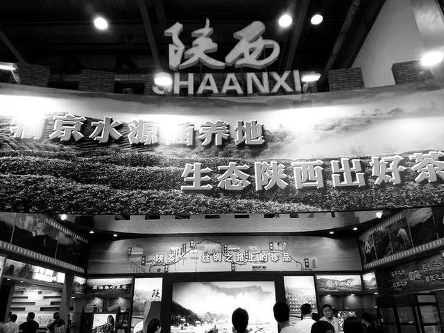 陕23家茶企亮相国际茶博会 汉中仙毫角逐前十强