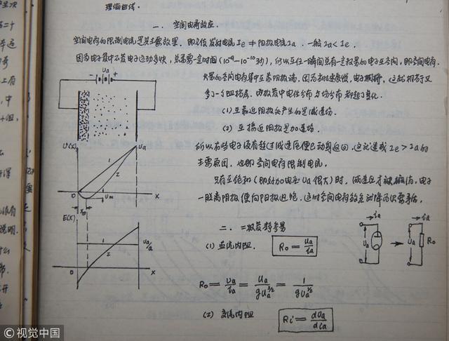 """七旬教授手写""""最美板书""""课程需""""秒杀"""""""