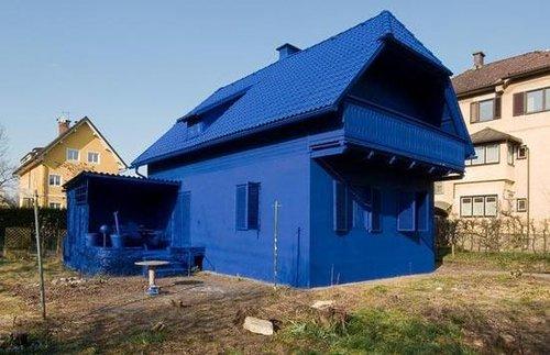组图:世界各地最创意房屋 看谁的房子最特色