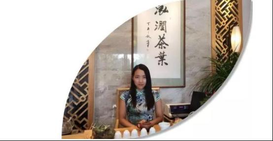 汉中女子经营茶庄 做茶文化的传播者
