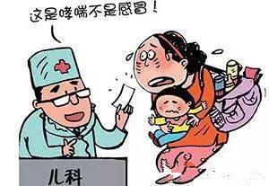 小儿长期咳嗽需警惕  勿让哮喘阻挡清新