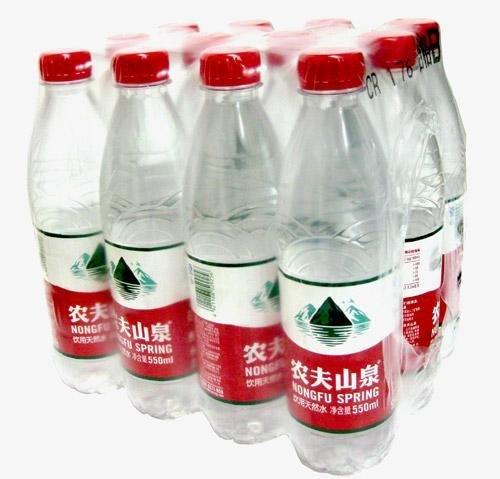 农夫山泉桶装水退出北京