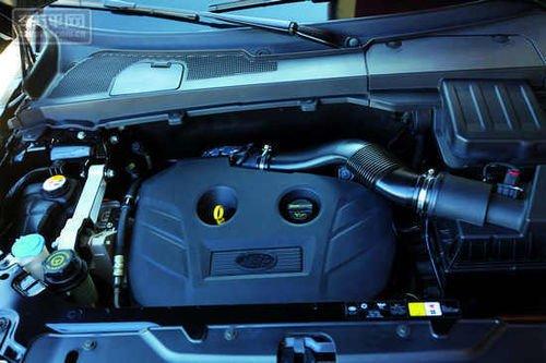 2.0T发动机来自于福特,缺乏了点爆发力-深度试驾2012款路虎神行者2高清图片