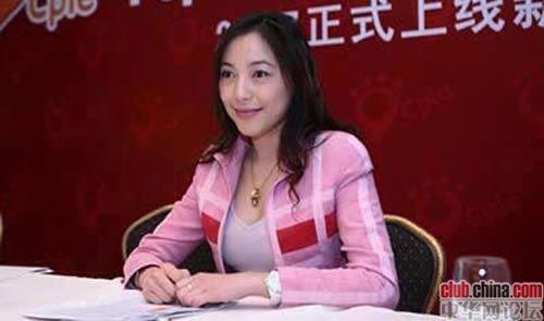 细数中国十大美女总裁