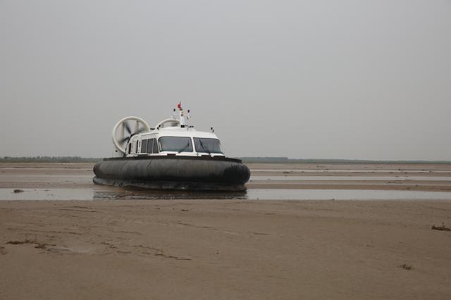 一日游三省一船游三河 黄渭水上观光试航