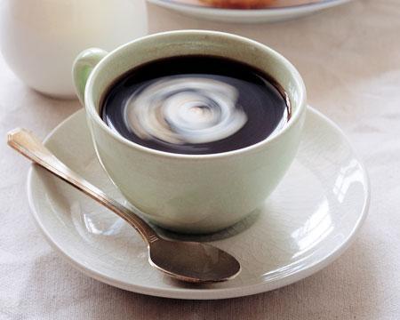 運動前喝咖啡有助燃脂