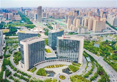 """到2021年使西安成为 """"一带一路""""创新之都"""