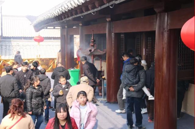 宣平里汉文化新春大庙会开始了,您来了吗?