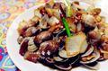 最佳下酒菜:黑椒炒花蛤