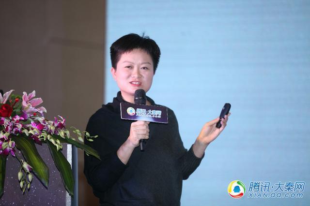陈圆圆:让每个村庄都有自己的品牌