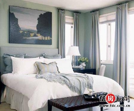 气质女视觉男都大爱的夏季清爽卧室布置攻略