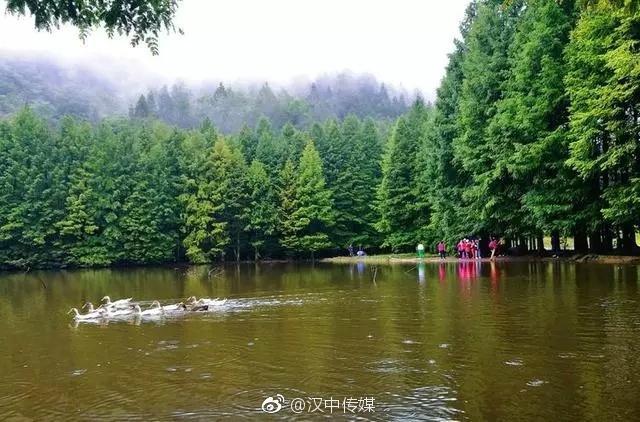 国庆马上来了,为您推荐七处汉中美景!