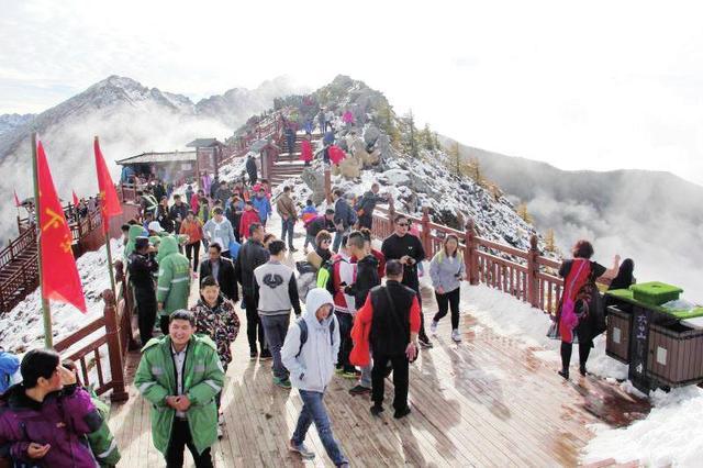 国庆中秋假期 陕西旅游收入296亿元