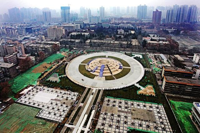 西安天坛遗址公园近日建成 将免费向市民开放