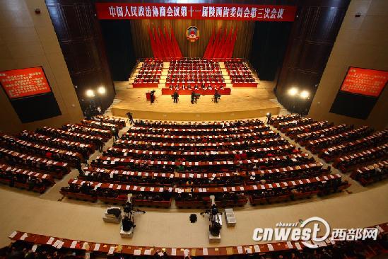 陕西政协亮出2014成绩单 提案数迎历史第二高
