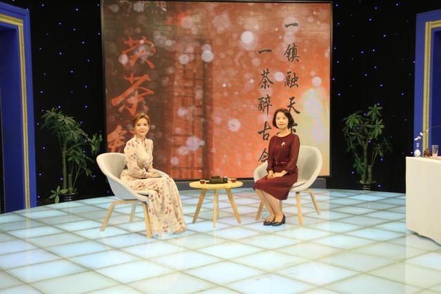 西咸新区茯茶镇魏金娟做客《对话新时代》