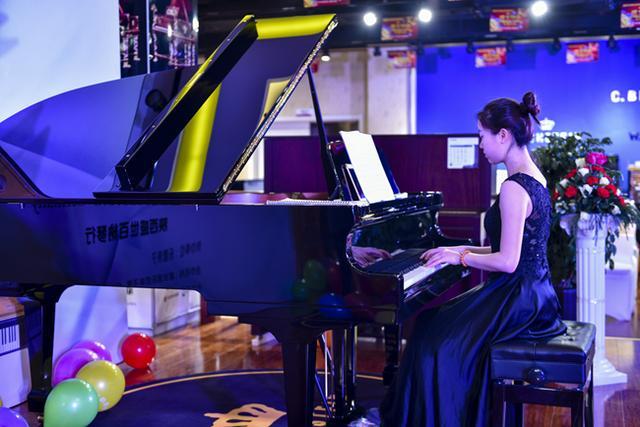 陕西盛世百纳琴行盛大开业 引领古城西安音乐新风尚