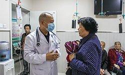 383:家庭医生王金龙的一天