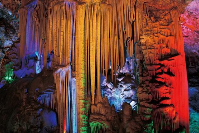 商洛柞水溶洞国家地质公园