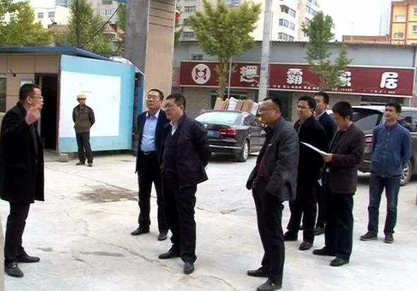 甘泉7个重点项目全部开工 完成投资6.7亿元