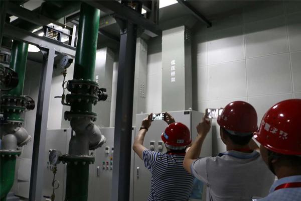 中建三局安装西北DPTA预制装配 引领机电安装行业