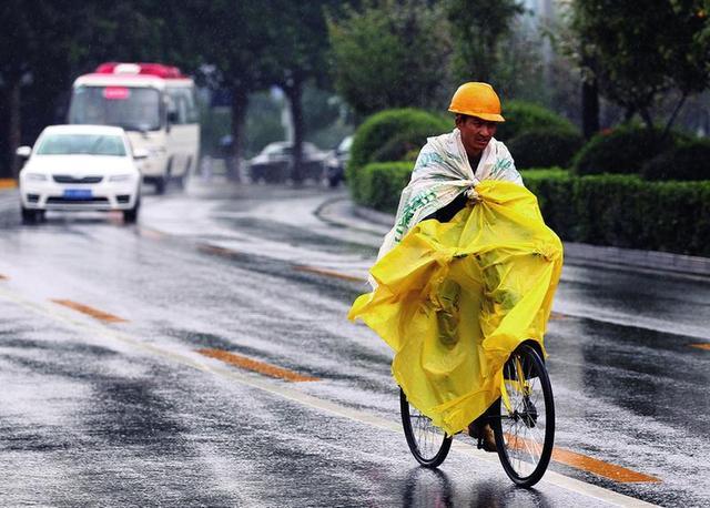 关中陕南今晚起又有降雨