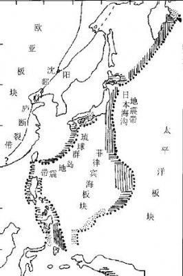 日本地震,华北要当心?