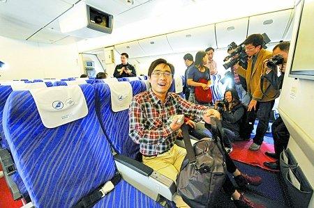 南航三乘客登机后擅自调座 被机长赶下飞机