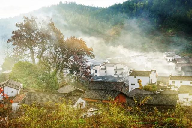 漫步仙境!22座童话故事里的梦幻小镇