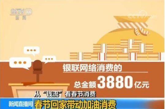 中国人过年一天花3880亿!已婚开销远高于单身