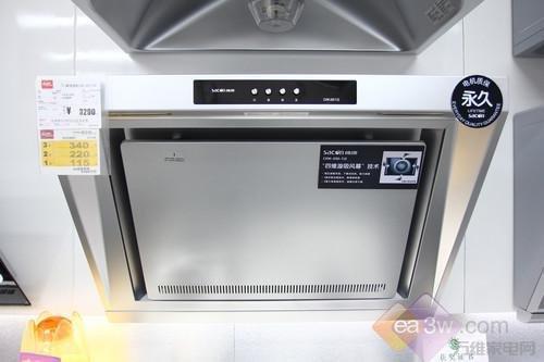 厨房装修灶具大比拼 5款亲民价格烟机推荐